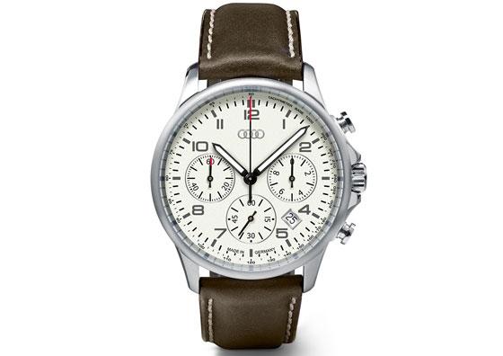 Audi Chronograph Luminous Watch - Audi Merchandise