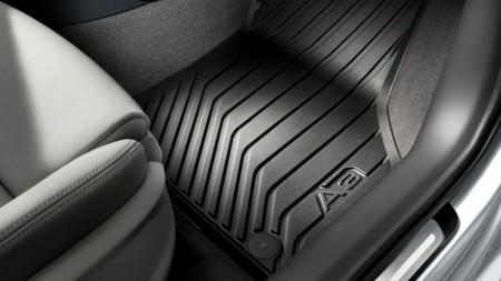 Audi A1 Front Rubber Floor Mats Audi Shop Online