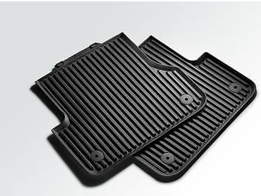 Audi-A4-Rear-Rubber-Floor-Foot-Mats-8W0061511041